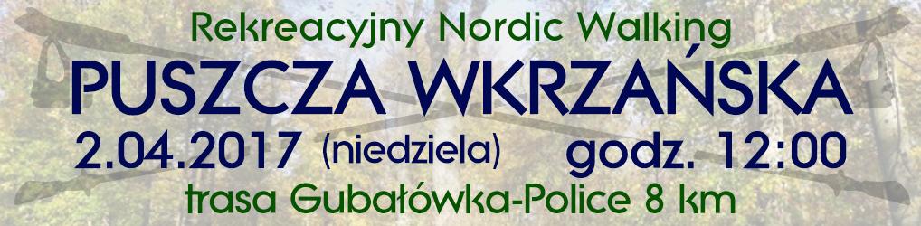 Puszcza Wkrzańska 2.04.2017